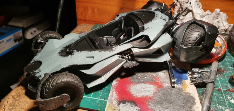 Batmobil aus Suicide Squad / Möbius, 1:25 - Seite 2 20200268