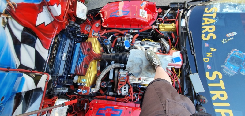 "Chevrolet Corvette C4 ""Liberty"" MPC/ERTL 1:25 & Monogram 1:8 - Seite 14 20200436"