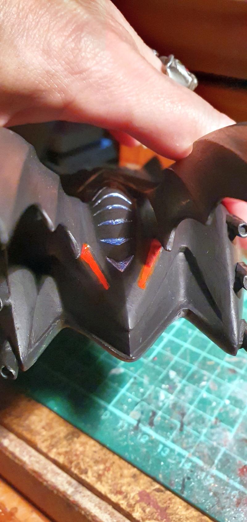 Restaurierung Batmobil / Revell, 1:25 - Seite 2 20200535