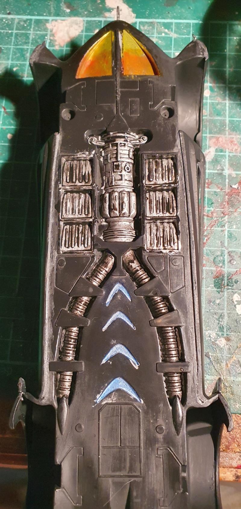 Restaurierung Batmobil / Revell, 1:25 - Seite 2 20200545