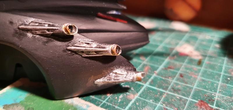 Restaurierung Batmobil / Revell, 1:25 - Seite 2 20200552
