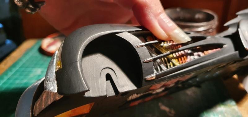 Restaurierung Batmobil / Revell, 1:25 - Seite 2 20200556