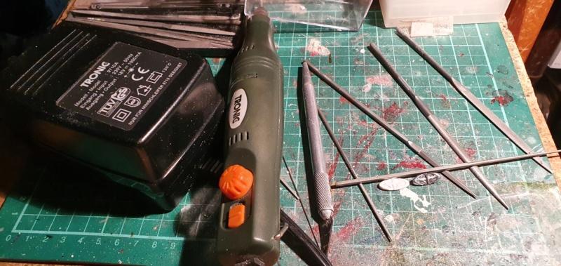 Restaurierung Batmobil / Revell, 1:25 - Seite 2 20200718