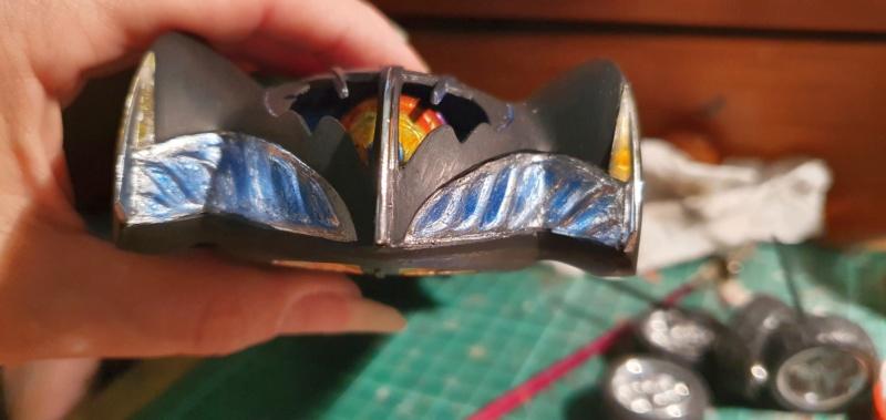 Restaurierung Batmobil / Revell, 1:25 - Seite 2 20200722