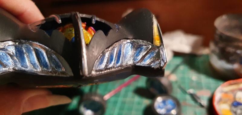 Restaurierung Batmobil / Revell, 1:25 - Seite 2 20200727