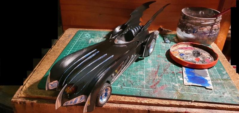 Restaurierung Batmobil / Revell, 1:25 - Seite 2 20200742