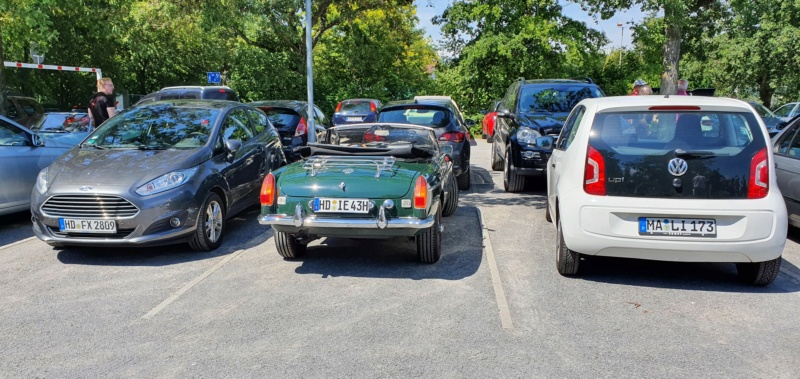 Hirschberger Oldtimer Treffen in Leutershausen 19.7.2020 bei Heidelberg 20200839