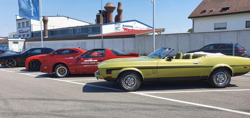 US Car Benzingespräch im Technikmuseum Sinsheim 8.8.2020 20200866