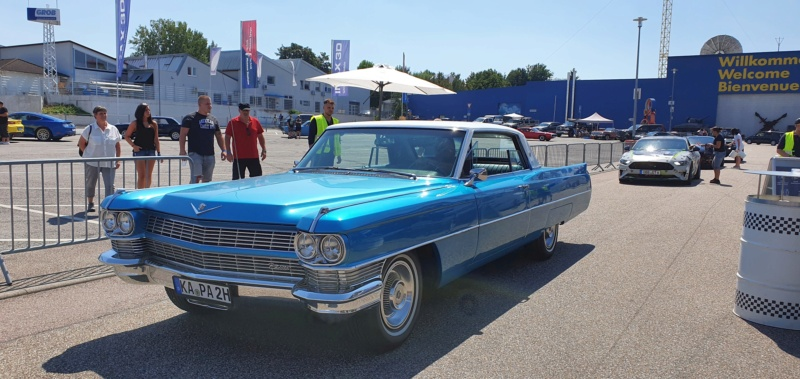 US Car Benzingespräch im Technikmuseum Sinsheim 8.8.2020 20200871