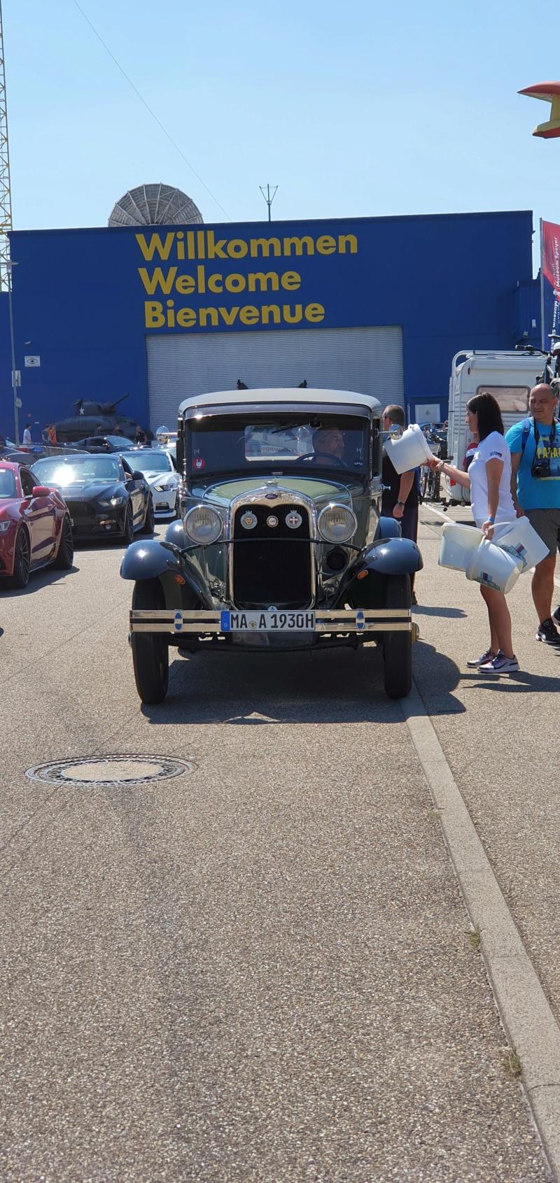 US Car Benzingespräch im Technikmuseum Sinsheim 8.8.2020 20200872