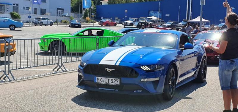 US Car Benzingespräch im Technikmuseum Sinsheim 8.8.2020 20200873