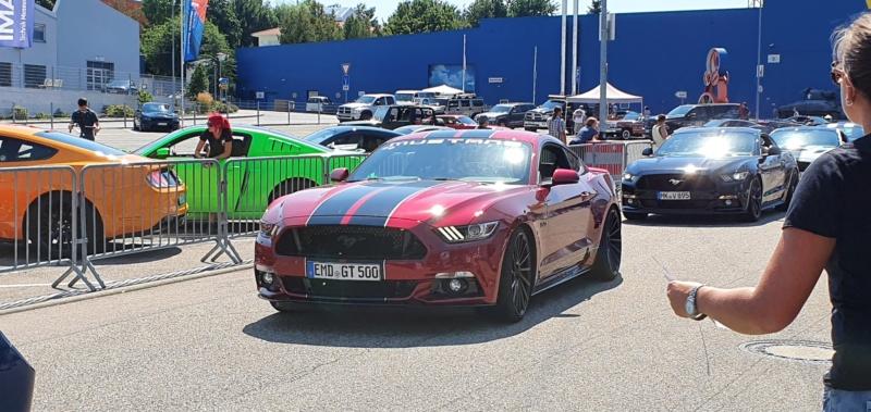US Car Benzingespräch im Technikmuseum Sinsheim 8.8.2020 20200874