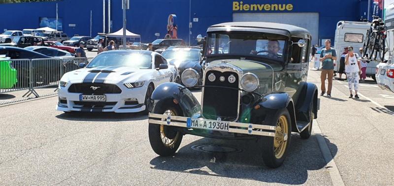 US Car Benzingespräch im Technikmuseum Sinsheim 8.8.2020 20200875