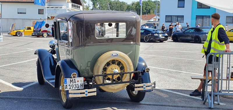 US Car Benzingespräch im Technikmuseum Sinsheim 8.8.2020 20200877
