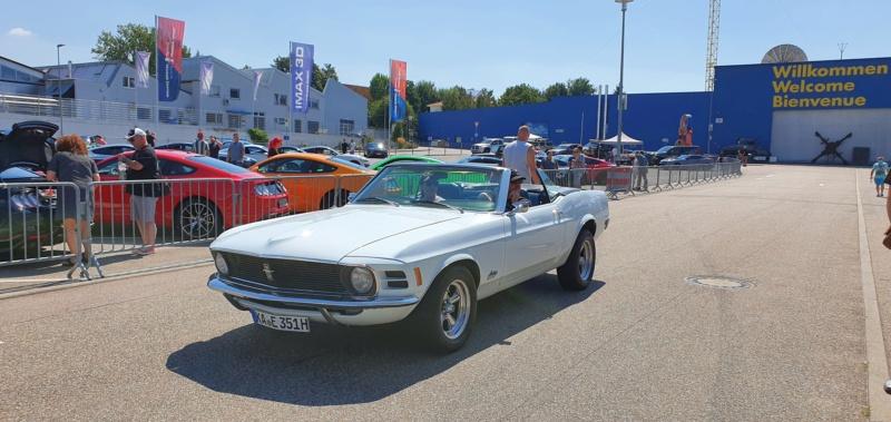 US Car Benzingespräch im Technikmuseum Sinsheim 8.8.2020 20200879