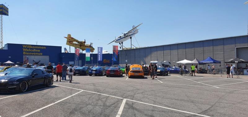 US Car Benzingespräch im Technikmuseum Sinsheim 8.8.2020 20200881