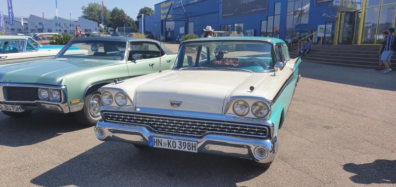 US Car Benzingespräch im Technikmuseum Sinsheim 8.8.2020 20200894