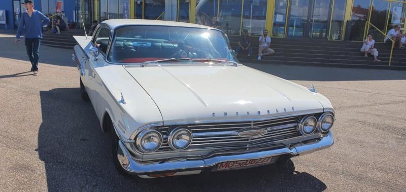 US Car Benzingespräch im Technikmuseum Sinsheim 8.8.2020 20200897