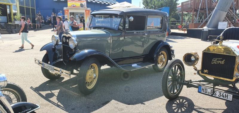 US Car Benzingespräch im Technikmuseum Sinsheim 8.8.2020 20200900