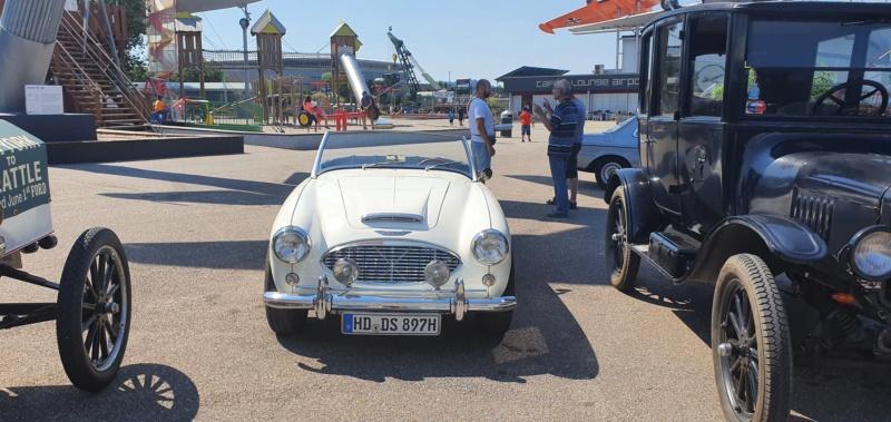 US Car Benzingespräch im Technikmuseum Sinsheim 8.8.2020 20200901