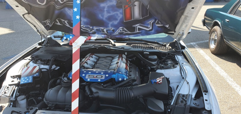 US Car Benzingespräch im Technikmuseum Sinsheim 8.8.2020 20200904