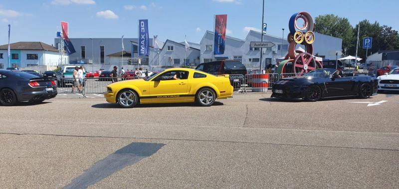US Car Benzingespräch im Technikmuseum Sinsheim 8.8.2020 20200907