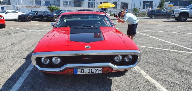 US Car Benzingespräch im Technikmuseum Sinsheim 8.8.2020 20200917