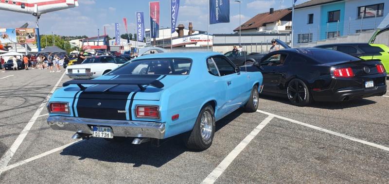 US Car Benzingespräch im Technikmuseum Sinsheim 8.8.2020 20200921