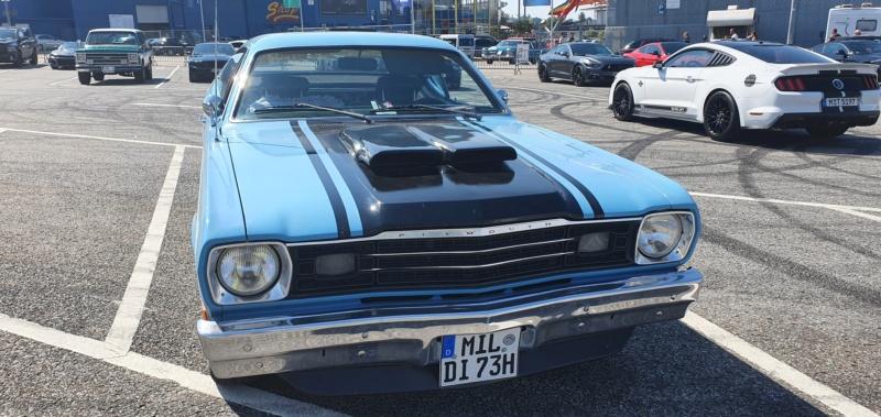 US Car Benzingespräch im Technikmuseum Sinsheim 8.8.2020 20200922