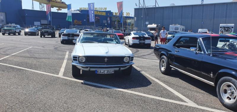 US Car Benzingespräch im Technikmuseum Sinsheim 8.8.2020 20200925