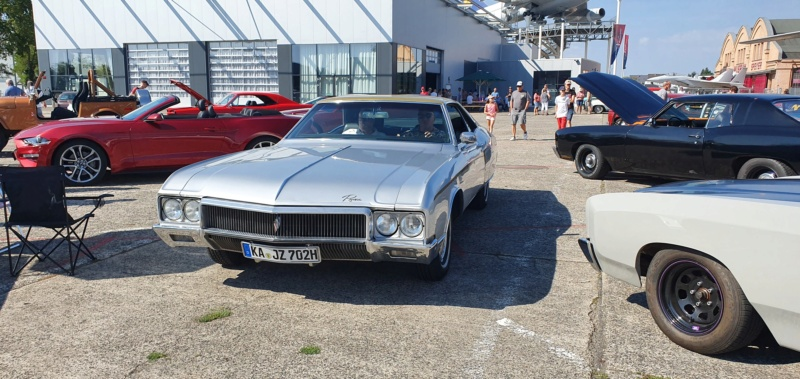Oldtimer Sommer im Technikmuseum Speyer 2020 20200993