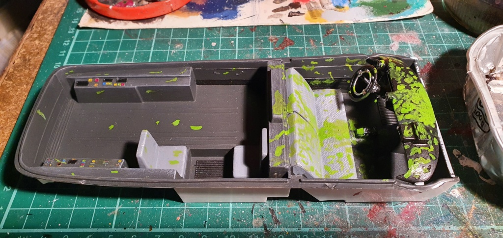 Ghostbusters Ecto 1 / Polar Lights, 1:25 20201187