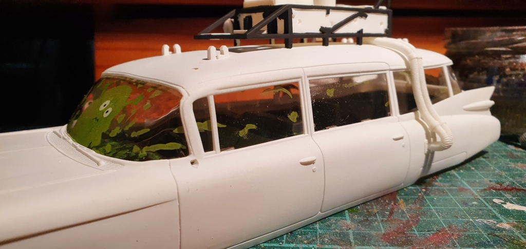 Ghostbusters Ecto 1 / Polar Lights, 1:25 20201202