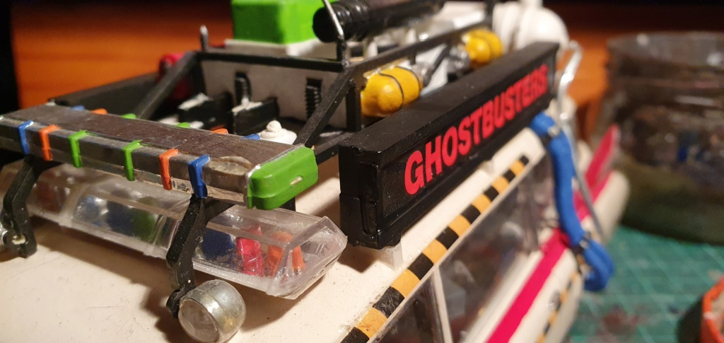Ghostbusters Ecto 1 / Polar Lights, 1:25 20201214