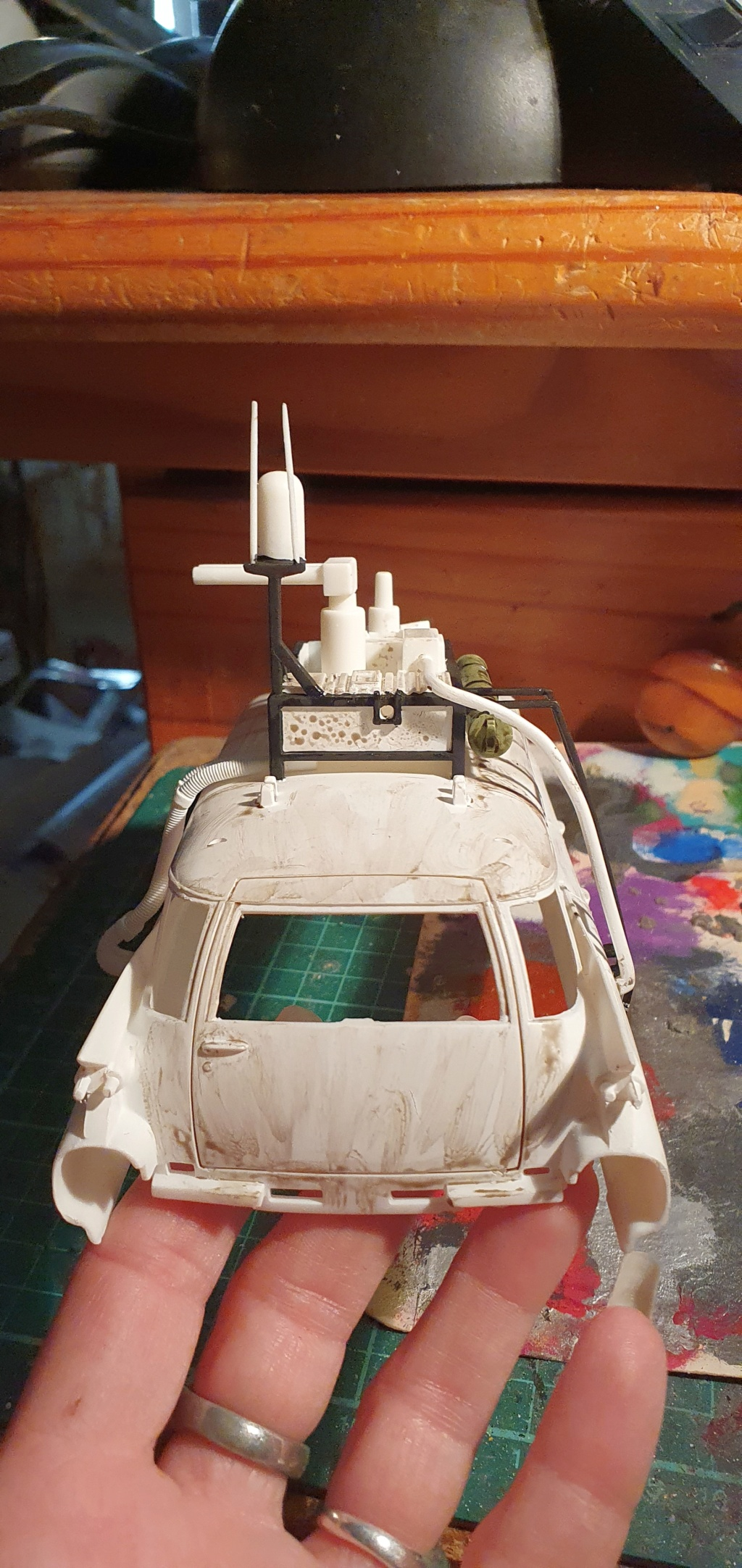 Ghostbusters Ecto 1 / Polar Lights, 1:25 20201228
