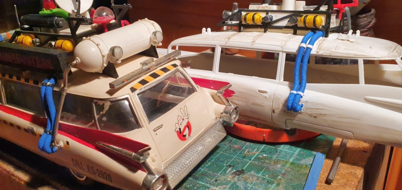 Ghostbusters Ecto 1 / Polar Lights, 1:25 20201273