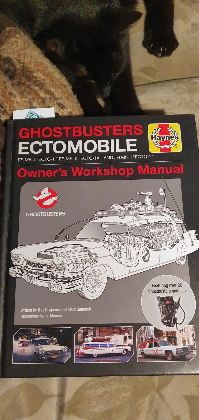 Ghostbusters Ecto 1 / Polar Lights, 1:25 20201279
