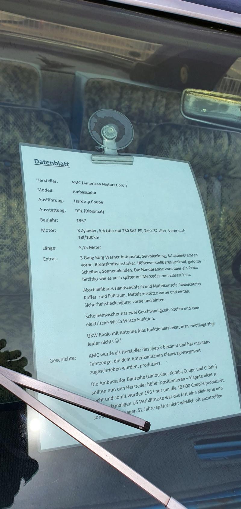 Oldtimer Sommer im Technikmuseum Speyer 2020 20201290