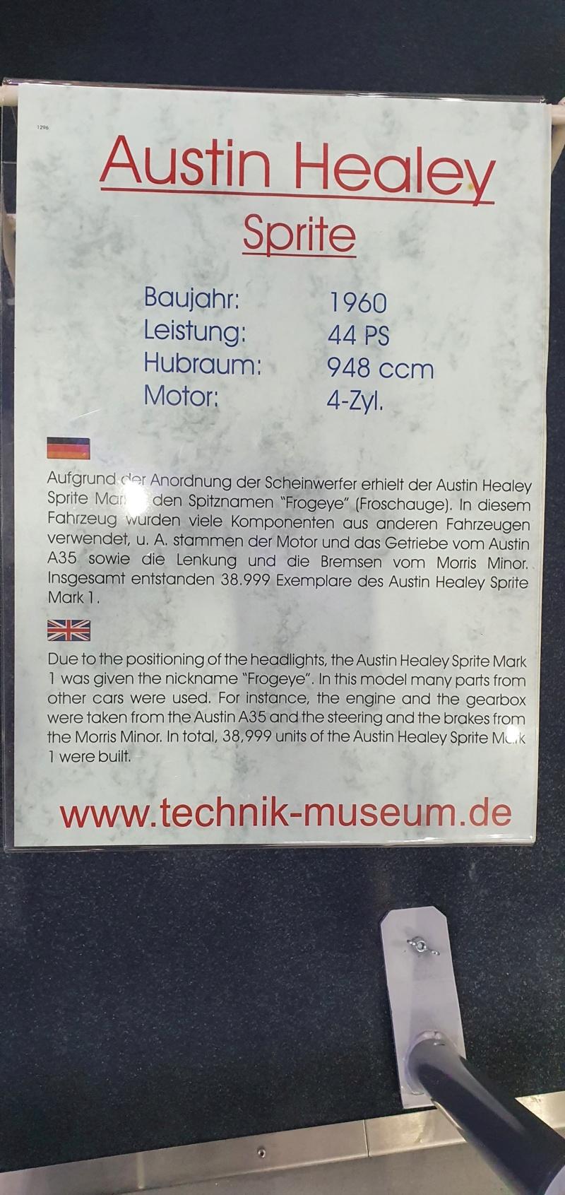 Sonderausstellung Teil 2 im Technikmuseum Speyer 20201950