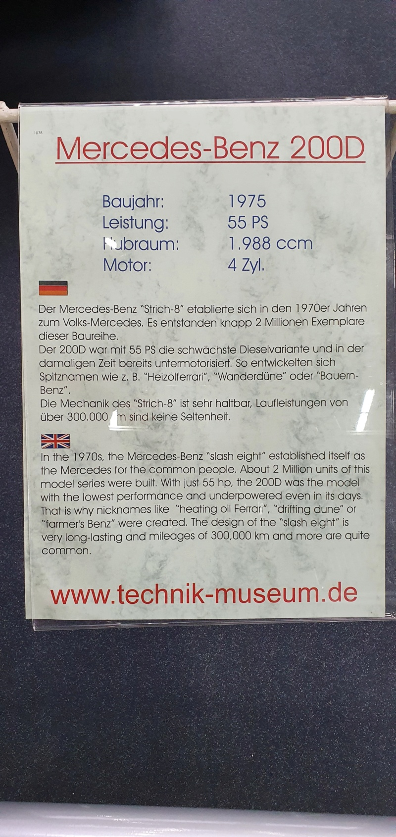 Sonderausstellung Teil 2 im Technikmuseum Speyer 20201965