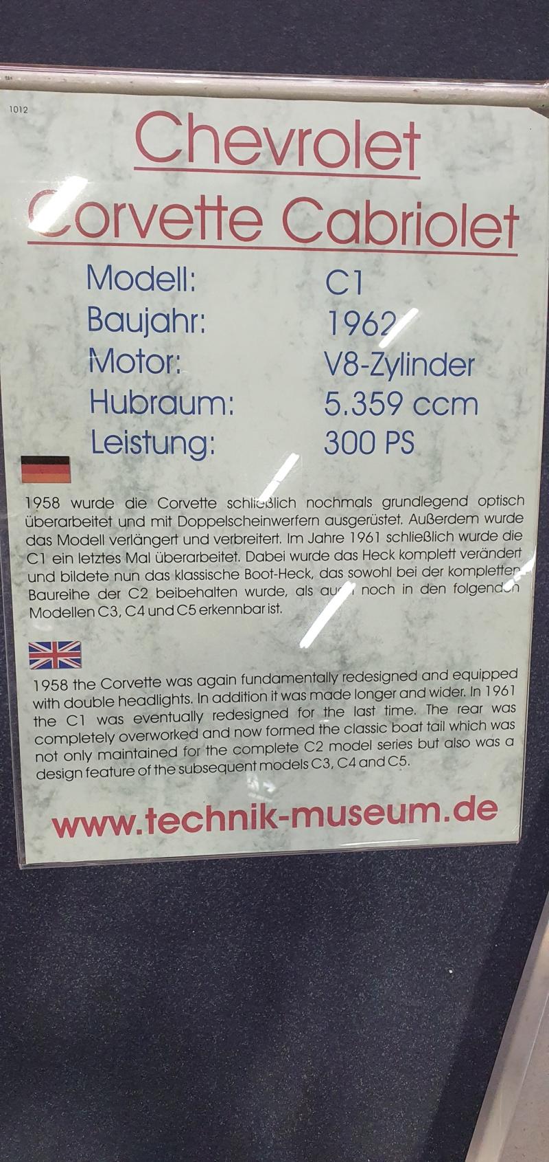 Sonderausstellung Teil 2 im Technikmuseum Speyer 20201968