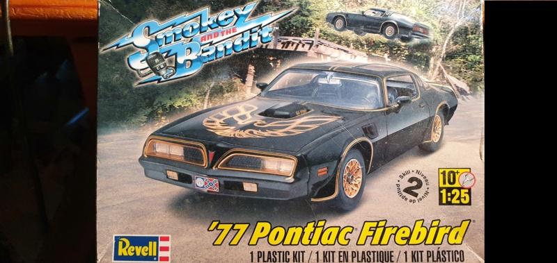 Bandit und sein 77er Pontiac Firebird Trans Am aus Smokey and the Bandit 20201970