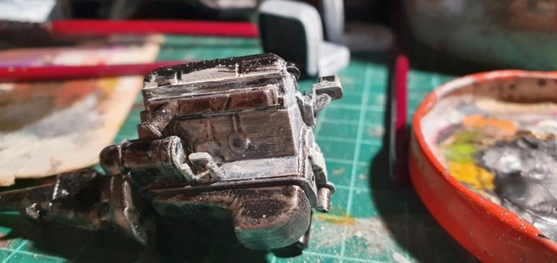 Elvira´s Macabre Mobil-1958er Ford T-Bird Convertible Coupé Monogramm 1:24 20202564