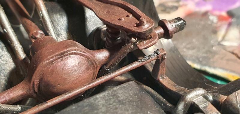 Elvira´s Macabre Mobil-1958er Ford T-Bird Convertible Coupé Monogramm 1:24 20202672