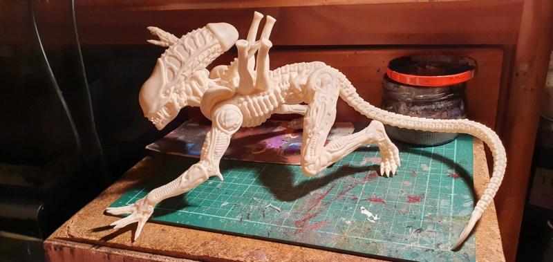 Alien aus dem Game Alien vs Predator von 2010, 1:6 Elfin Models 20210170