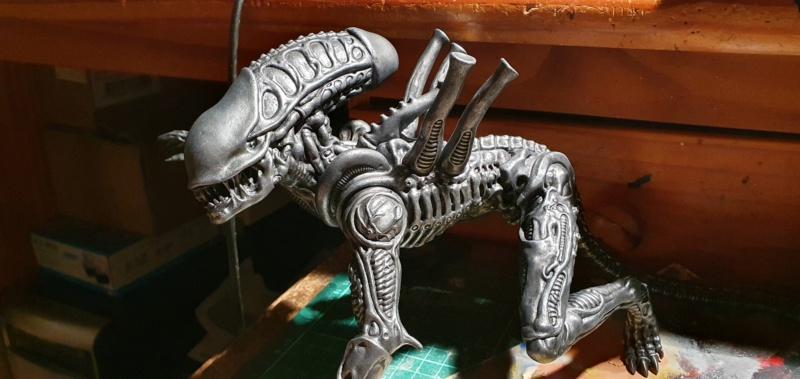 Alien aus dem Game Alien vs Predator von 2010, 1:6 Elfin Models 20210377
