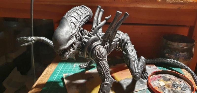 Alien aus dem Game Alien vs Predator von 2010, 1:6 Elfin Models 20210382