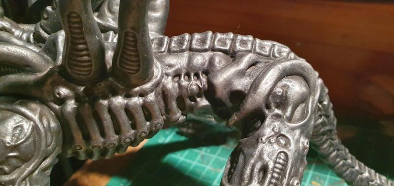 Alien aus dem Game Alien vs Predator von 2010, 1:6 Elfin Models 20210384