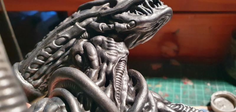 Alien aus dem Game Alien vs Predator von 2010, 1:6 Elfin Models 20210388