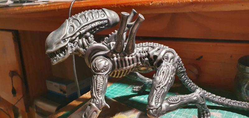 Alien aus dem Game Alien vs Predator von 2010, 1:6 Elfin Models 20210391